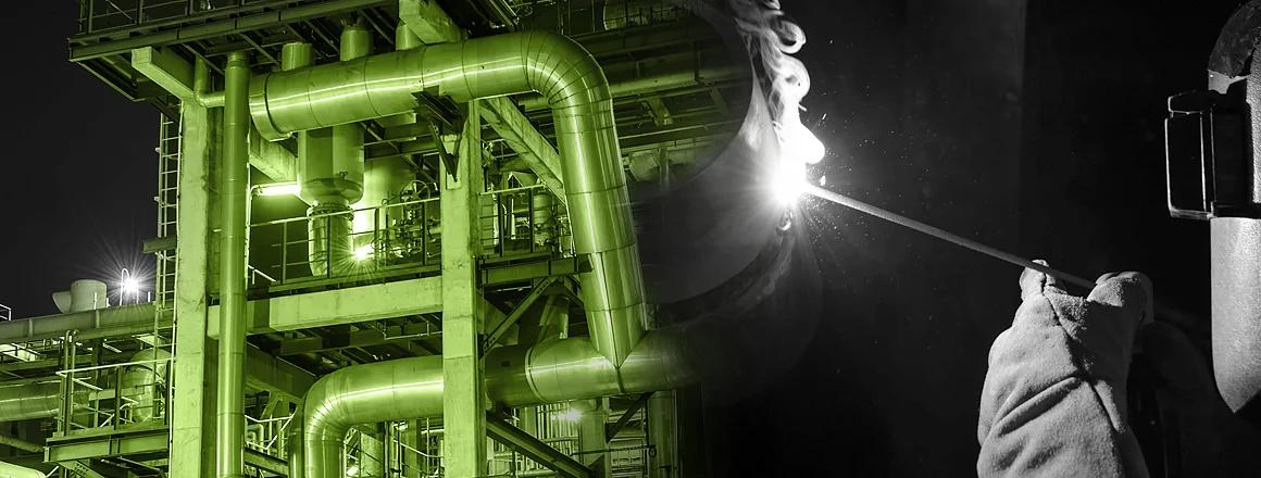 Материалы для нержавеющей и жаропрочных сталей
